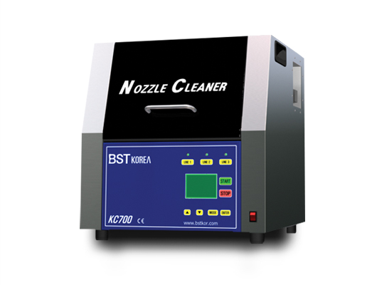 SMT nozzle cleaner